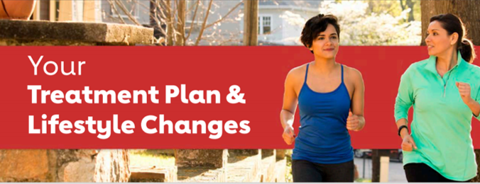 Your Treatment Plan & Lifestyle Changes