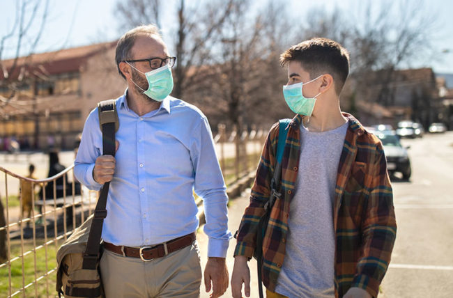 Teens Ignoring Coronavirus Warnings? Talk to Them With These Tips in Mind