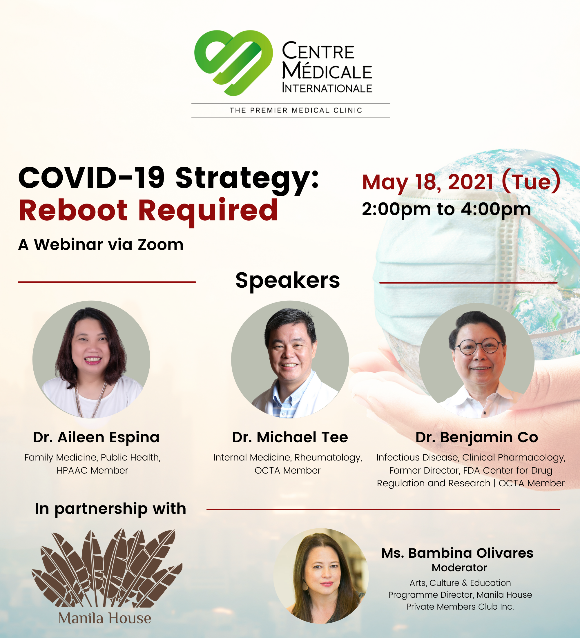 Vaccines, Telemedicine, APAT Dapat: Better ways to respond to COVID-19